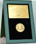 Aukso medalis AVANGARD langui